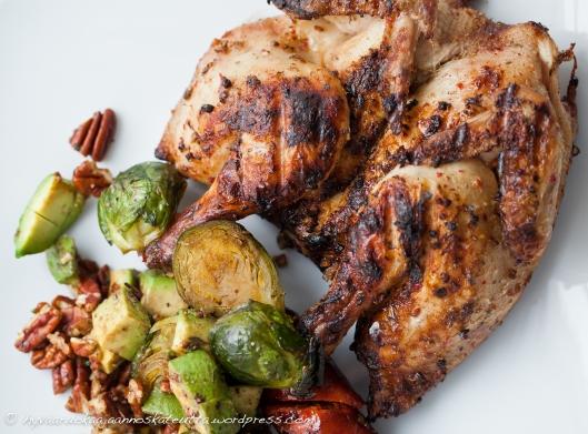 grillattu kana