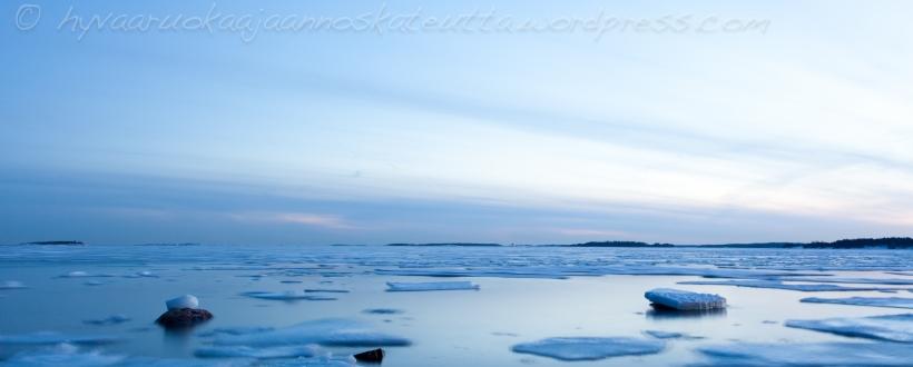 Lauttasaari Pitkäperjantai-iltana